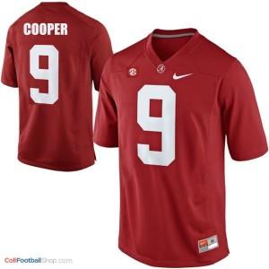 Amari Cooper Alabama #9 Youth Football Jersey - Crimson Red