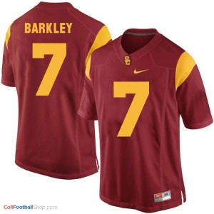 Matt Barkley USC Trojans #7 Football Jersey - Red