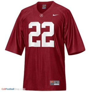Alabama Crimson Tide Mark Ingram #22 Red Football Jersey