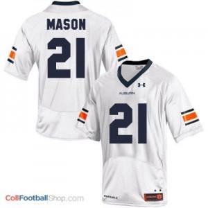 Tre Mason Auburn Tigers #21 Youth Football Jersey - White