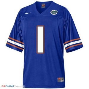 Vernon Hargreaves III Florida Gators #1 Football Jersey - Blue