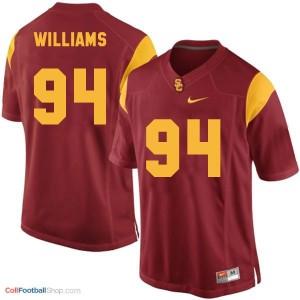 Leonard Williams USC Trojans #94 Football Jersey - Red