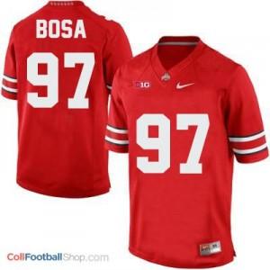 Joey Bosa Ohio State Buckeyes #97 Football Jersey - Scarlet