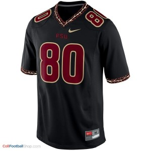 Rashad Greene Florida State Seminoles (FSU) #80 Football Jersey - Black