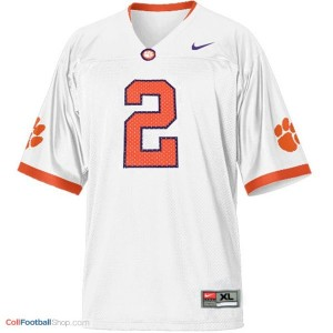 Sammy Watkins Clemson Tigers #2 Football Jersey - White