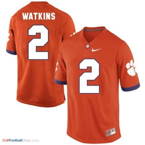 Sammy Watkins Clemson Tigers #2 Youth Football Jersey - Orange
