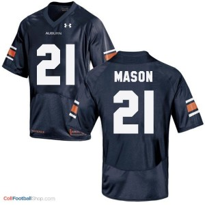 Tre Mason Auburn Tigers #21 Football Jersey - Navy Blue